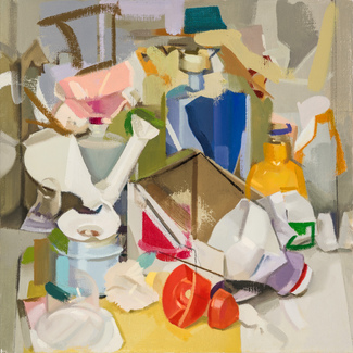 Through The Vessel, Oct. 2-27 at the Painting Center